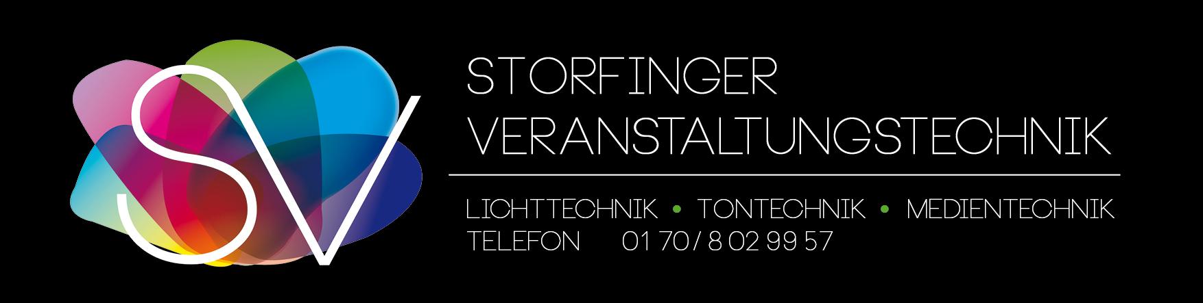 Storfinger Veranstaltungstechnik